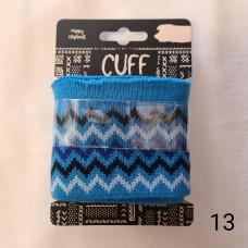 Actie Cuff / Boord 013