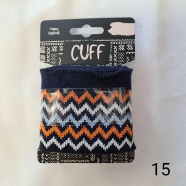 Actie Cuff / Boord 015