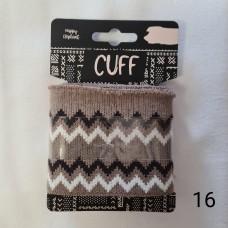 Actie Cuff / Boord 016
