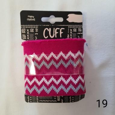 Actie Cuff / Boord 019