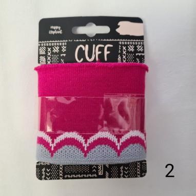 Actie Cuff / Boord 002