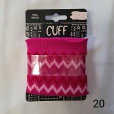Actie Cuff / Boord 020