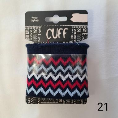 Actie Cuff / Boord 021