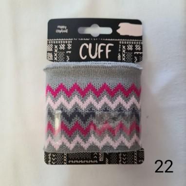 Actie Cuff / Boord 022