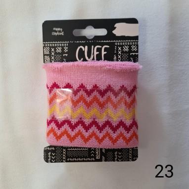 Actie Cuff / Boord 023