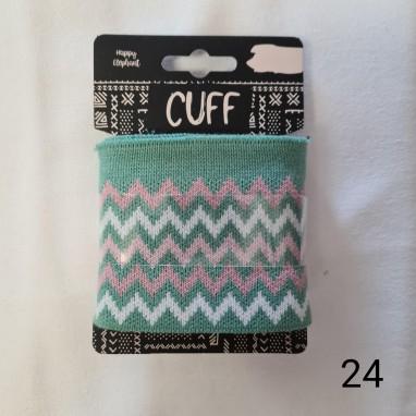 Actie Cuff / Boord 024