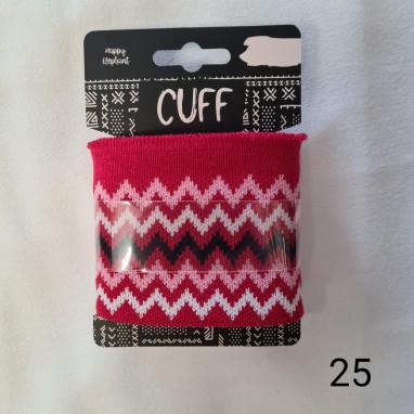 Actie Cuff / Boord 025