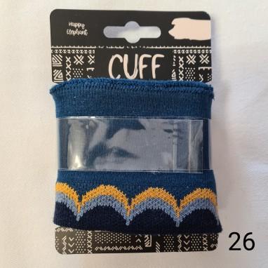 Actie Cuff / Boord 026