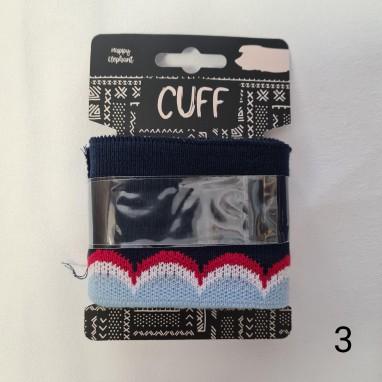 Actie Cuff / Boord 003