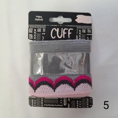 Actie Cuff / Boord 005