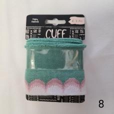 Actie Cuff / Boord 008