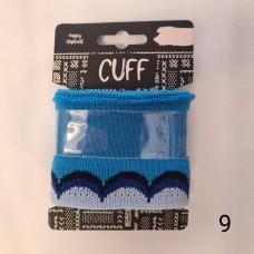 Actie Cuff / Boord 009