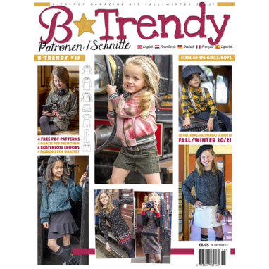 B trendy Edition 15