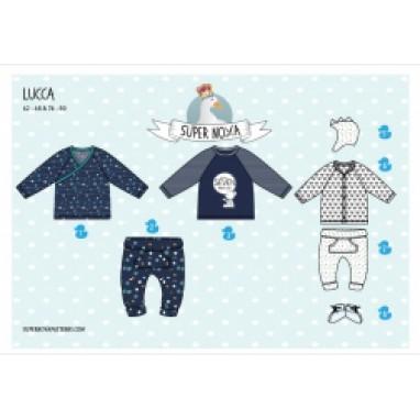 Super Nova pattern Lucca