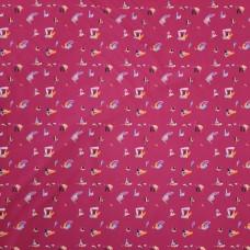 Promotion Softshell Pink Print
