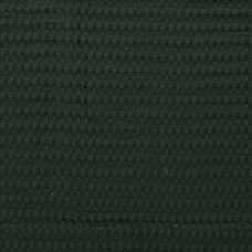 Waffle fabric coarse Dark green