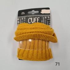 Actie Cuff / Boord 071