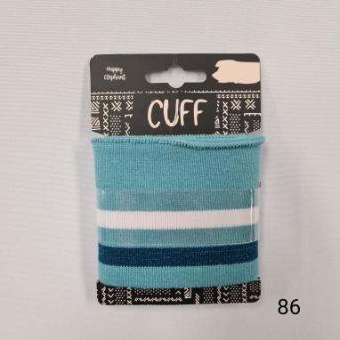 Actie Cuff / Boord 086