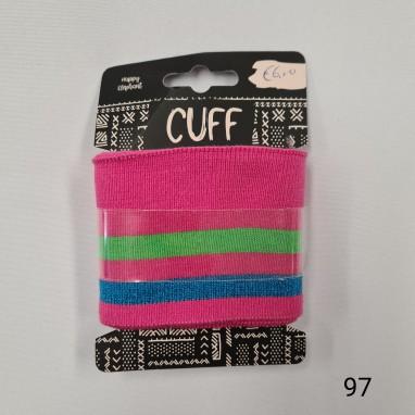 Actie Cuff / Boord 097