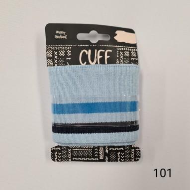 Actie Cuff / Boord 101