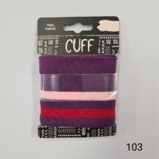 Actie Cuff / Boord 103