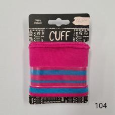 Actie Cuff / Boord 104
