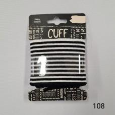 Actie Cuff / Boord 108