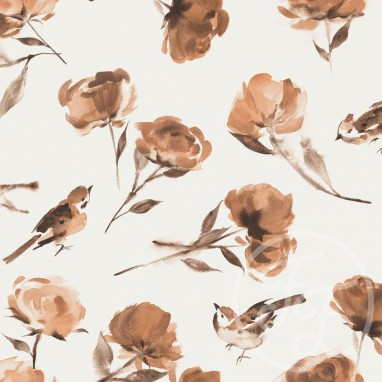 Roses & Birds Jersey