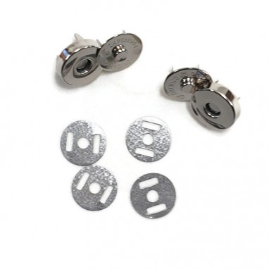 Magnetic Push buttons set of 2