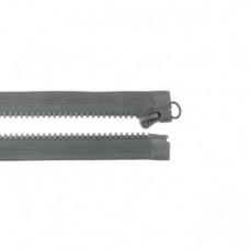 Zipper Divisible 50 cm  Anthracite