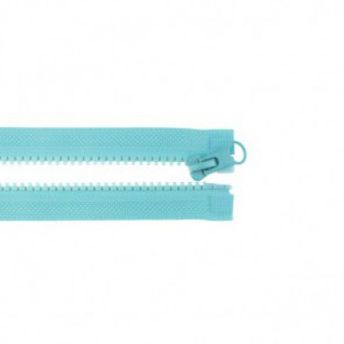 Zipper Divisible 50 cm Aqua