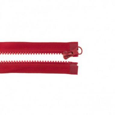 Zipper Divisible 50 cm Bordeaux