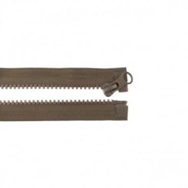 Zipper Divisible 50 cm Choco