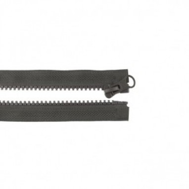 Zipper Divisible 50 cm  Dark Choco
