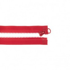 Zipper Divisible 50 cm  Red