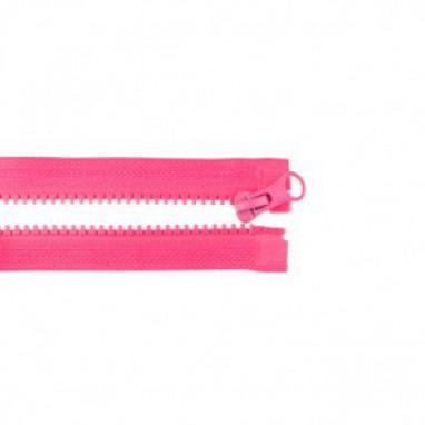 Zipper Divisible 50 cm  Fuchsia