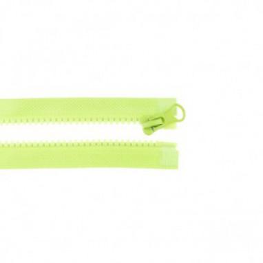 Zipper Divisible 50 cm Lime