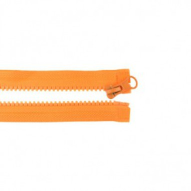 Zipper Divisible 50 cm Orange