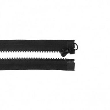 Zipper Divisible 50 cm Black