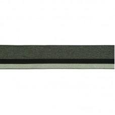 Elastic Gray / Black 4 cm