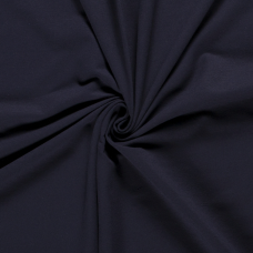French Terry Navy Blue