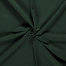 French Terry Dark green