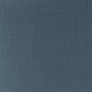 Hydrophilic Cotton Jeans Blue
