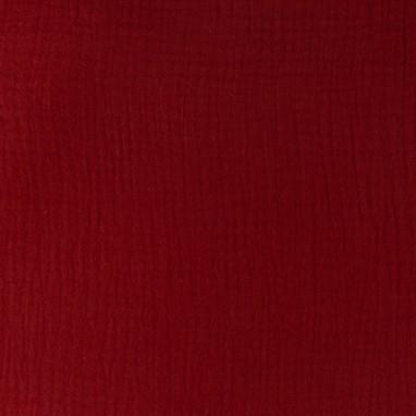 Hydrophilic Cotton Dark Red