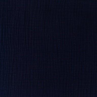 Hydrophilic Cotton Dark Blue