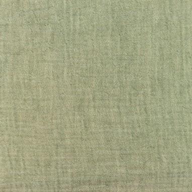 Hydrophilic Melange Cotton Army