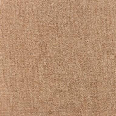 Hydrophilic Melange Cotton Choco