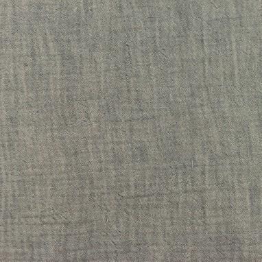 Muslin Melange Cotton Dark Gray