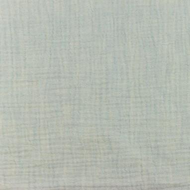 Hydrophilic Melange Cotton Light Blue