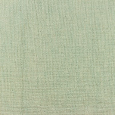 Hydrophilic Melange Cotton Old Green